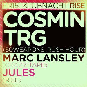 Marc Lansley Plays Cosmin TRG