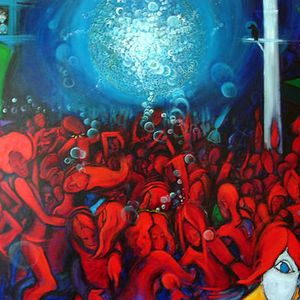 Hanis Magic Carpet Ride mixed by Carlos Dali