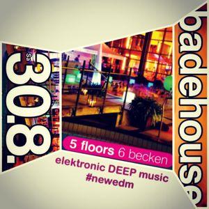electronic DEEP music #newEDM Badehouse Edit by George Cooper & Hannes Dahlberg