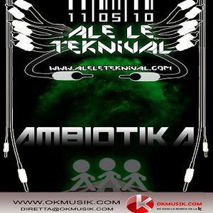 AMBIOTIKA @ RADIO OK MUSIK