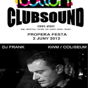 Dj Frank Club Sound 6-2012 Cotton Club vol5