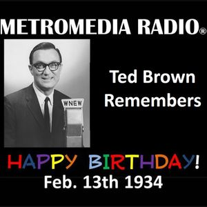 WNEW 50 Year Celebration Ted Brown Remembers