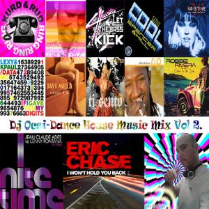 Dj Ocsi-Dance House Music Mix Vol 2. 2010
