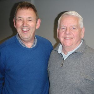 Breakfast with Keith and Ruth Bradshaw (guests Keith McIntosh and Ian Bailey)