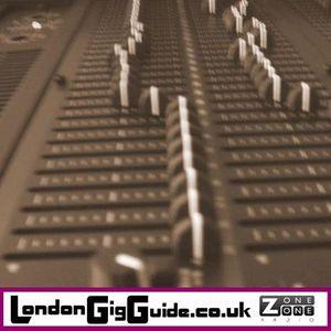 #LondonGigGuide - with Tom Du Croz - July 1 - 7 -- @z1radio