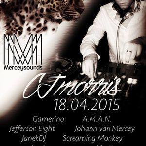 Merceysounds II 18.04.2015