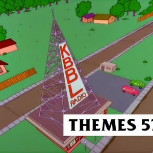 Themes 57 - The Simpsons