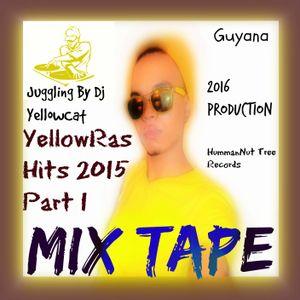 YellowRas 2015 Part 1 MixTape Hits-Fast 2016 Juggling By Dj YellowCat-Guyanese Artiste