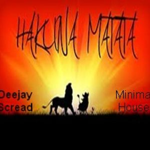 Deejay Scread - Matt -  ha haa  VS Hakuna Matata  ( Minimal House)