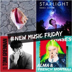 New Music Friday on CSRfm | Full Show 22nd Sept