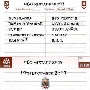 Hard Rock Hell Radio - The C60 Mixtape Show 19th December 2017
