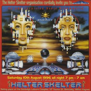 DJ Vinylgroover - Helter Skelter Energy 96 10th August 1996