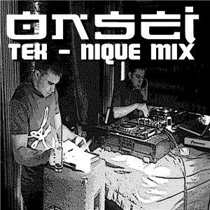 ONSEI - TEK-NIQUE MIX