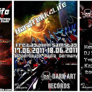 DJ Speto@Hardtekk4Life meets Dark Art - Sthoerbeatz Radio _ 2011