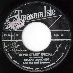 BOND STREET SPECIAL