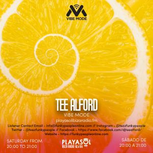 20.02.21 VIBE MODE - TEE ALFORD