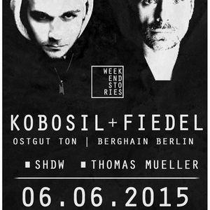 Kobosil 07.06.15 @ Gotec