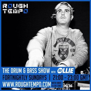 DJ Ollie - Rough Tempo Radio Show 4/10/15