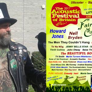 Folk at the Mill - Red Dragon Festival and Acoustic Festival Interviews