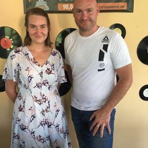 Vabamuusika 21.07.19 - Sandra Saar ja Andres Agan