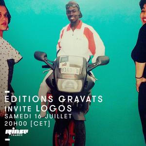 Editions Gravats: Low jack Invite Mumdance & Logos - 16 juillet 2016