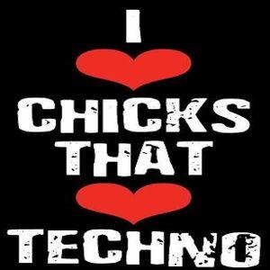 Agnetha & Strobi-wan Kenobi in2 Techno - 10.11.2012