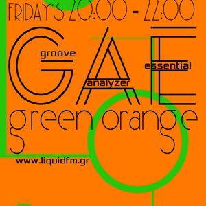 Green Orange Radio Show episode 139