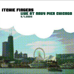 Spinning Live @ Navy Pier Beer Garden, Chicago, Labor Day, 09.07.2009