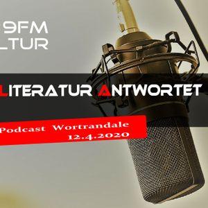 Literatur antwortet, Podcast Wortrandale 12.4.2020, Literaturexperte Dr. Klaus Berndl