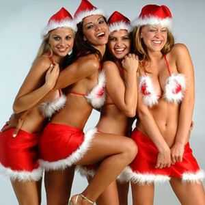 London @ Feliz Navidad LORENA RK