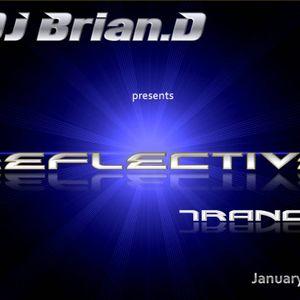 DJ Brian.D - Reflective Trance 010 January 2010 (Part 1)