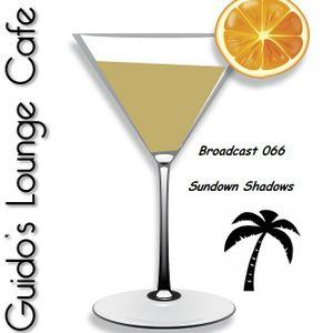 Guido's Lounge Cafe Broadcast 066 Sundown Shadows (20130607)