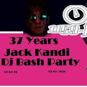 Jack Kandi Sexy House Part3  37years Dj career Live Recording at 1159.fm