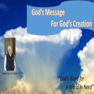 For God So Loved The World - Audio