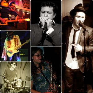 LIVE Blues & Harmonica Special on the Live Lockdown