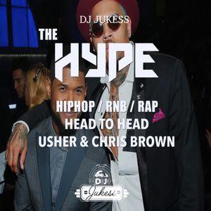 #TheHype - Head2Head: Usher x Chris Brown - @DJ_Jukess