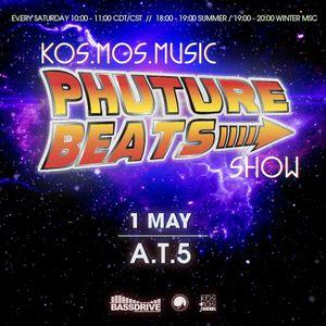 A.T.5 - Phuture Beats Show @ Bassdrive.com 01.05.21