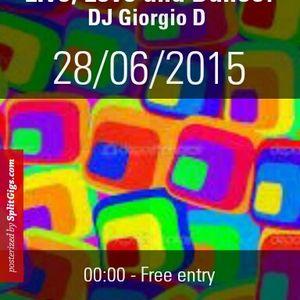 DHPradio.com Soulful House Sessions Live, Love and Dance! DJ Giorgio D 40