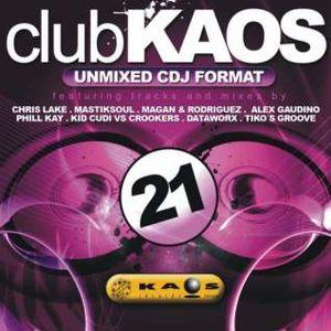 Mixed Kaos - Volume 21
