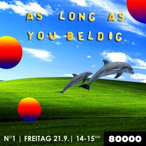 As Long As You Beldig Nr. 01