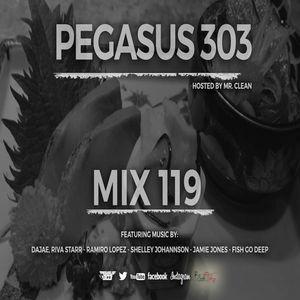 Pegasus 303 Mix 119 - Mr.Clean