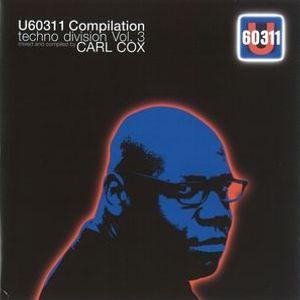 Carl Cox – U60311 Compilation Techno Division Vol. 3 CD1 - Bluecox Mix [2003]