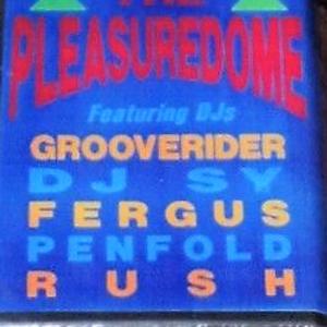 Tape 1B-Djs-Penfold & Sy-Pleasuredome 6 Hours Of Stomping Hardcore (Blue Pack) 1994