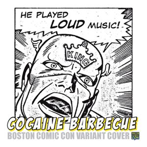 King Megatrip - Cocaine Barbecue