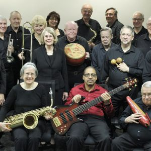 The Melody Masters Big Band Live on Jazz90.1 - January 23, 2019