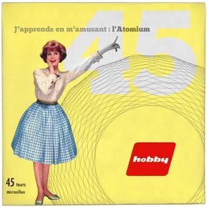 Hobby #45 : l'Atomium