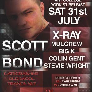 Mulgrew @ The Art College, Belfast [31-07-2010]