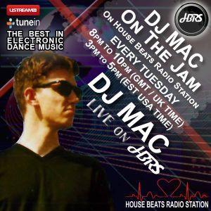 DJ Mac Presents Lazy Sundays Live On HBRS 08 - 10 -17