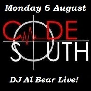 CODESOUTH Radio Mon 6 August 2012 (3pm-6pm)
