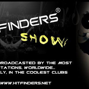 Dj Frisk from Hitfinders - Hitfinders Show - October 2012 Episode